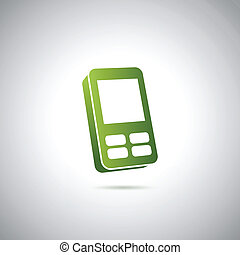 Sweet cell phone icon