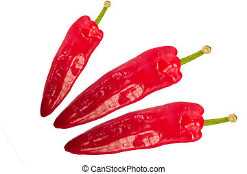 sweet chilli peppers