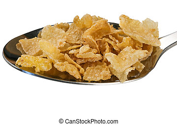 Sweet corn dry flakes