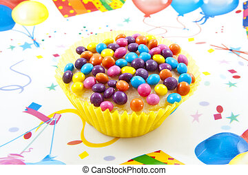 Sweet cup cake