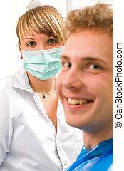 Sweet dentist
