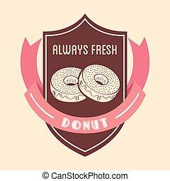 sweet donuts design
