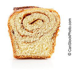 sweet fancy baking isolated on white