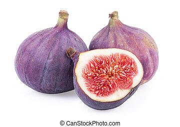 sweet fig fruits