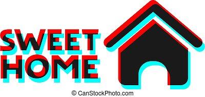 sweet home visual
