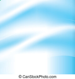 Sweet light blue smooth background - This image is a vector...