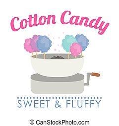 sweet shop design, vector illustration eps10 graphic