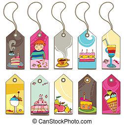 Sweet tags
