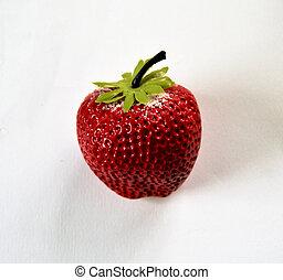 Sweetened Strawberries