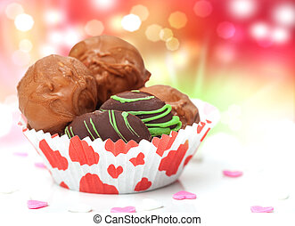 Sweets for Valentine's Day