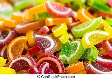 Sweets in Spice Bazaar
