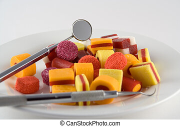 Sweets on a Plate