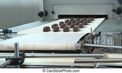 Sweets production