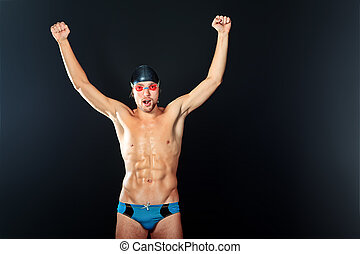 swimer, winnen