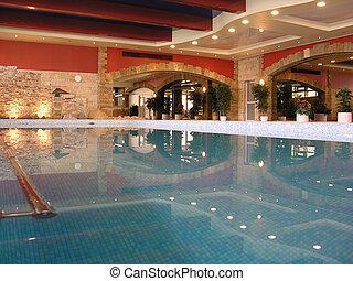 swimming pool in hea