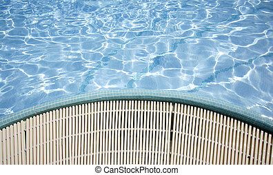 overflow - Swimming pool overflow