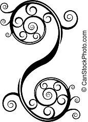 Swirl element Icon