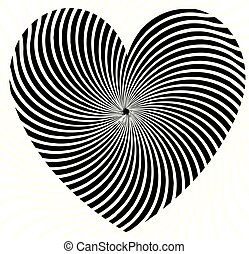 Swirl Heart graphic