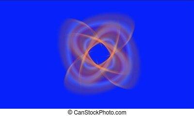 swirl laser ray,light,ratation