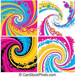 swirl model