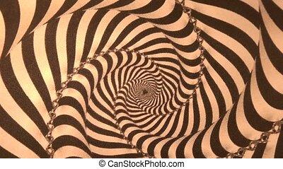 Swirling Hypnotist Background - This swirling hypnotist...