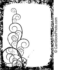 swirly, fond