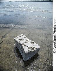 Swiss Cheese Rock