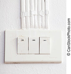 switch electrically