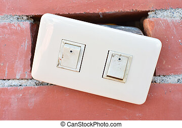 Switch light electronic