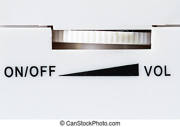 Switch on - off