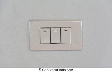 switch, verlichting
