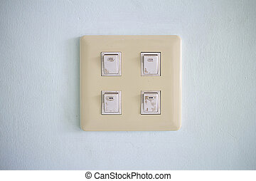 Switches  dirty