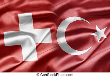Switzerland and Turkey