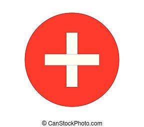 Switzerland flag icon