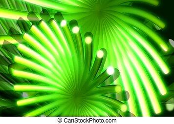 swivel, green, spin