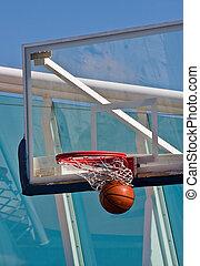 Swoosh Through the Net