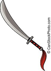 Sword cartoon