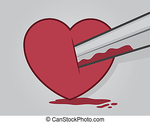 Sword Heart Blood