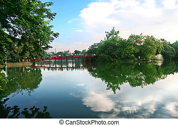 Sword Lake, Ha Noi