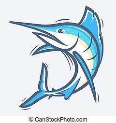 Swordfish sea life