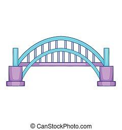 sydney ελλιμενίζομαι γέφυρα , εικόνα , γελοιογραφία , ρυθμός