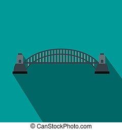 sydney ελλιμενίζομαι γέφυρα , εικόνα , διαμέρισμα , ρυθμός