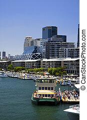 sydney, australie, cityscape