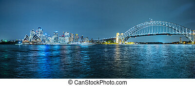 Sydney is a capital city of New South Wales in Australia