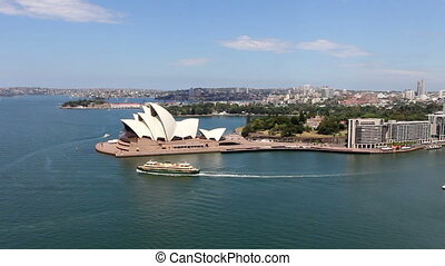 Sydney Opera House Harbour