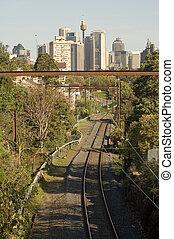 sydney railway