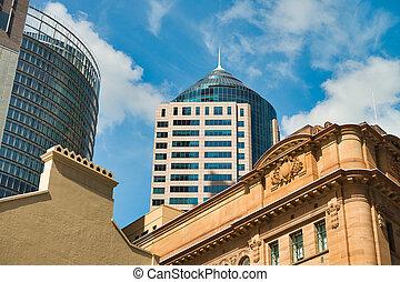 Sydney skyscrapers, Australia
