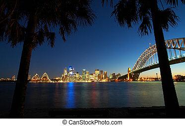 Sydney tropics