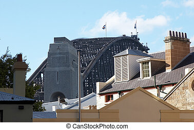 sydney ukryją most