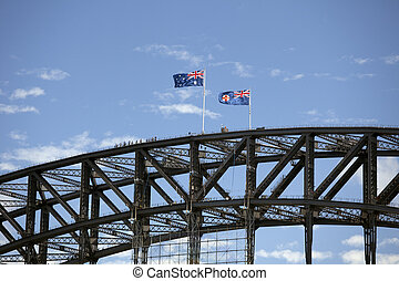 sydney ukryją most, sydney, australia